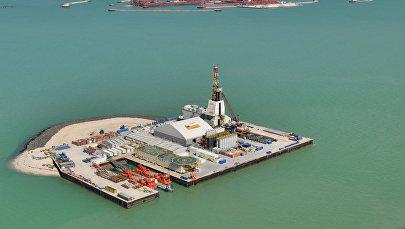 Казахстанское нефтяное морское месторождение – Кашаган