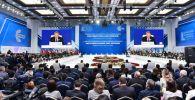 На совещании спикеров парламентов стран Евразии