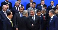 На совещании спикеров парламентов стран Евразии в Нур-Султане