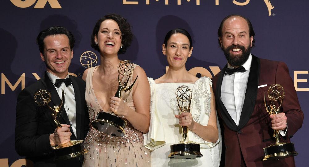 В Лос-Анджелесе в 71-ый раз состоялось вручение ведущей американской премии в сфере телевидения Эмми