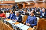 Пленарное заседание мажилиса парламента Казахстана
