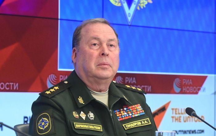 Начальник Объединенного штаба Организации Договора о коллективной безопасности (ОДКБ) генерал-полковник Анатолий Сидоров