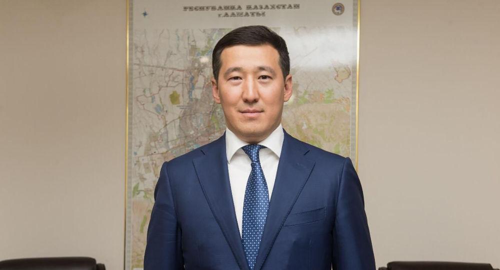 Еңбек және халықты әлеуметтік қорғау вице-министрі Ерлан Әукенов