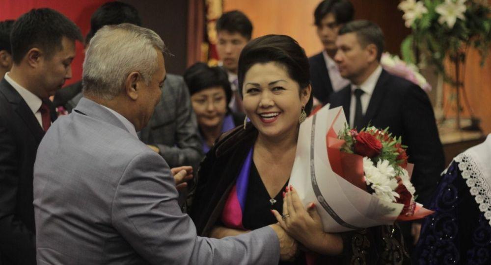 Церемония закрытия 27-го республиканского фестиваля драматических театров