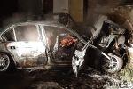 Авария  в Щучинске