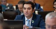Депутат мажилиса, актер Нурлан Алимжанов