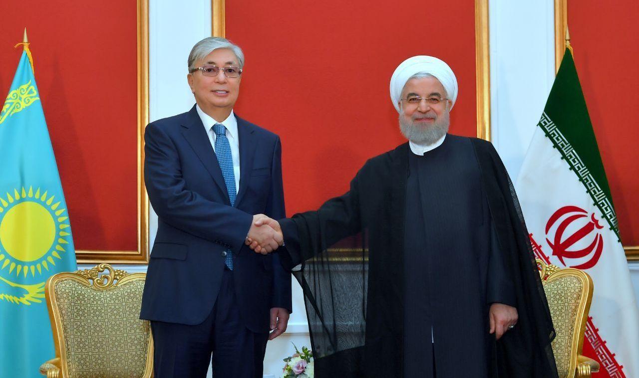 Президенты Казахстана и Ирана встретились в Ереване: о чем они говорили