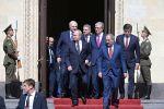 Главы государств на ВЕЭС в Армении