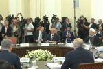 Владимир Путин принимает участие в саммите ЕАЭС