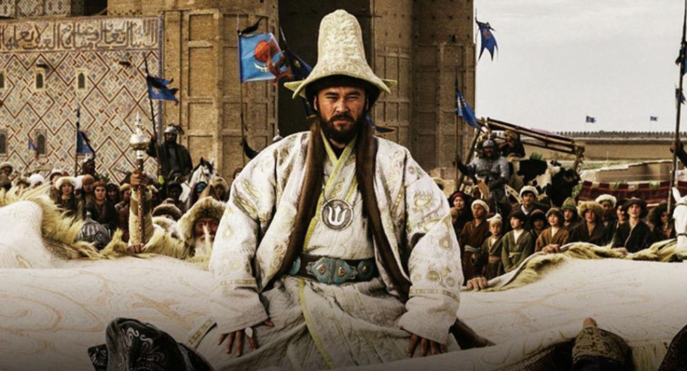 Фильм  Казахское ханство. Золотой трон