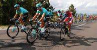 Второй этап Тура Хорватии стартовал в городе Слунь