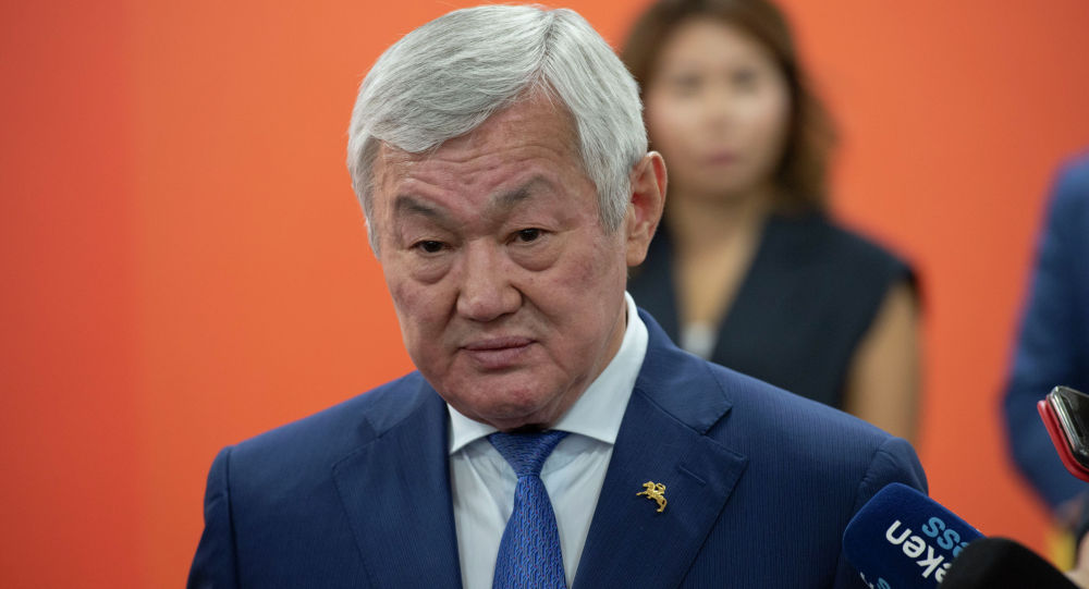 Қазақстанның вице-премьері Бердібек Сапарбаев