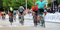 Молодой казахстанский гонщик Евгений Гидич выиграл 3-й этап Тура Хорватии