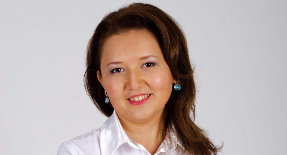Сомнолог Әлия Байдәулетова