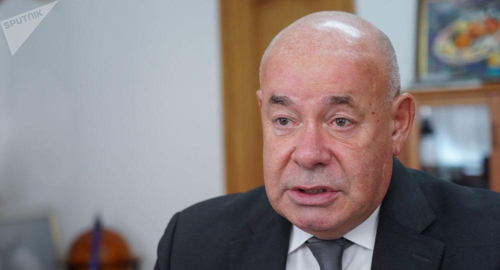 Михаил Швыдкой, спецпредставитель Президента РФ по международному культурному сотрудничеству