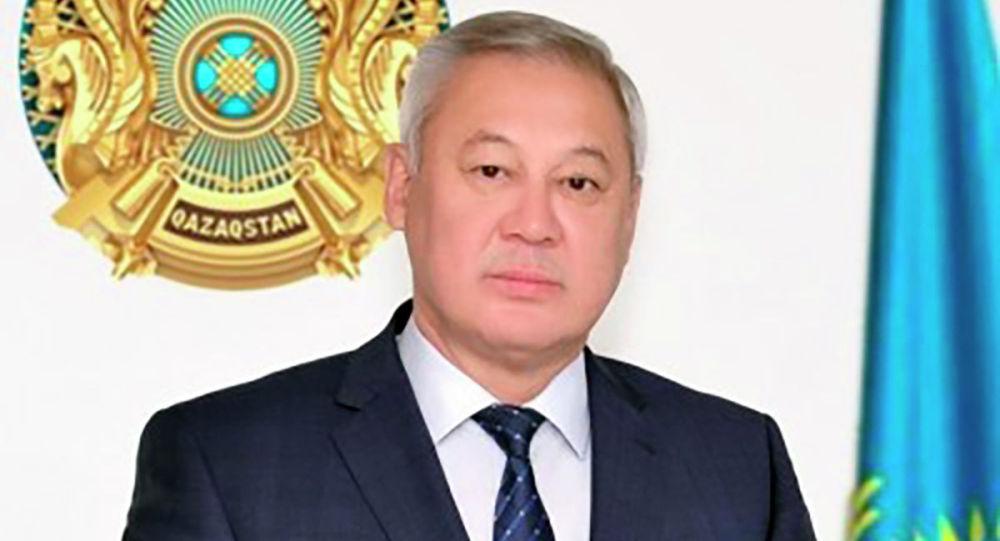 Ермек Кизатов