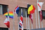 Флаг ЛГБТ-сообщества подняли у здания посольства Нидерландов в Нур-Султане