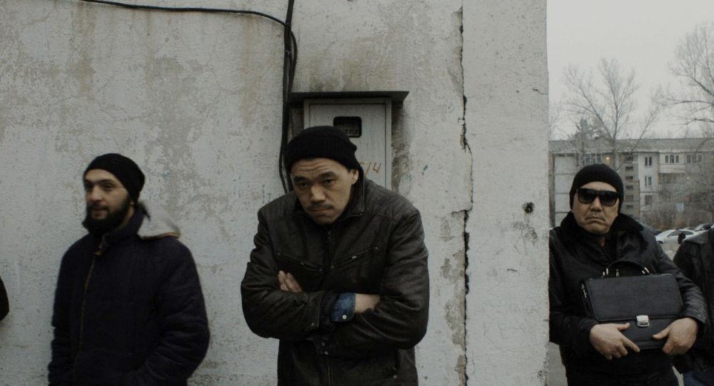 Кадр из фильма Адильхана Ержанова Бой Атбая