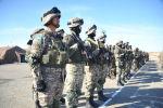 Военные учения Охота на лис-2019 стартовали на учебном полигоне Ново-Ахмирово в Восточно-Казахстанской области