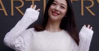 Южнокорейская звезда Sulli