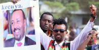 Нобелевскую премию мира в 2019 году получил премьер-министр Эфиопиии Абий Ахмед Али