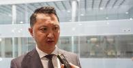 Управляющий директор АО Администрации МФЦА  Айдар Казыбаев