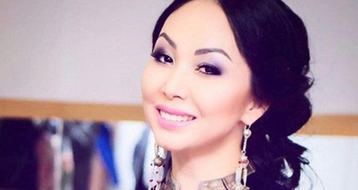 Певица Каракат