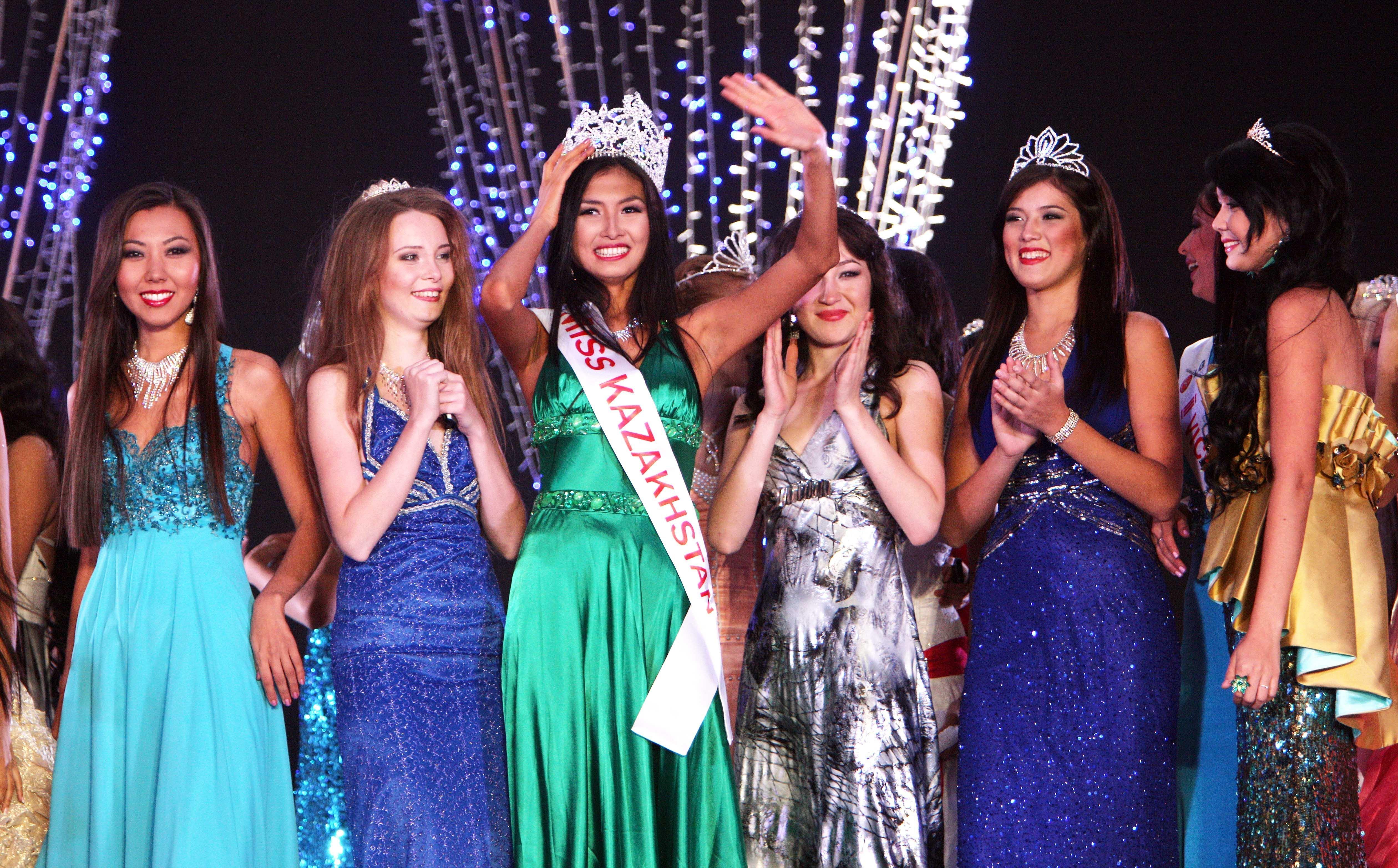 Мисс Казахстан 2010 Жанна Жумалиева