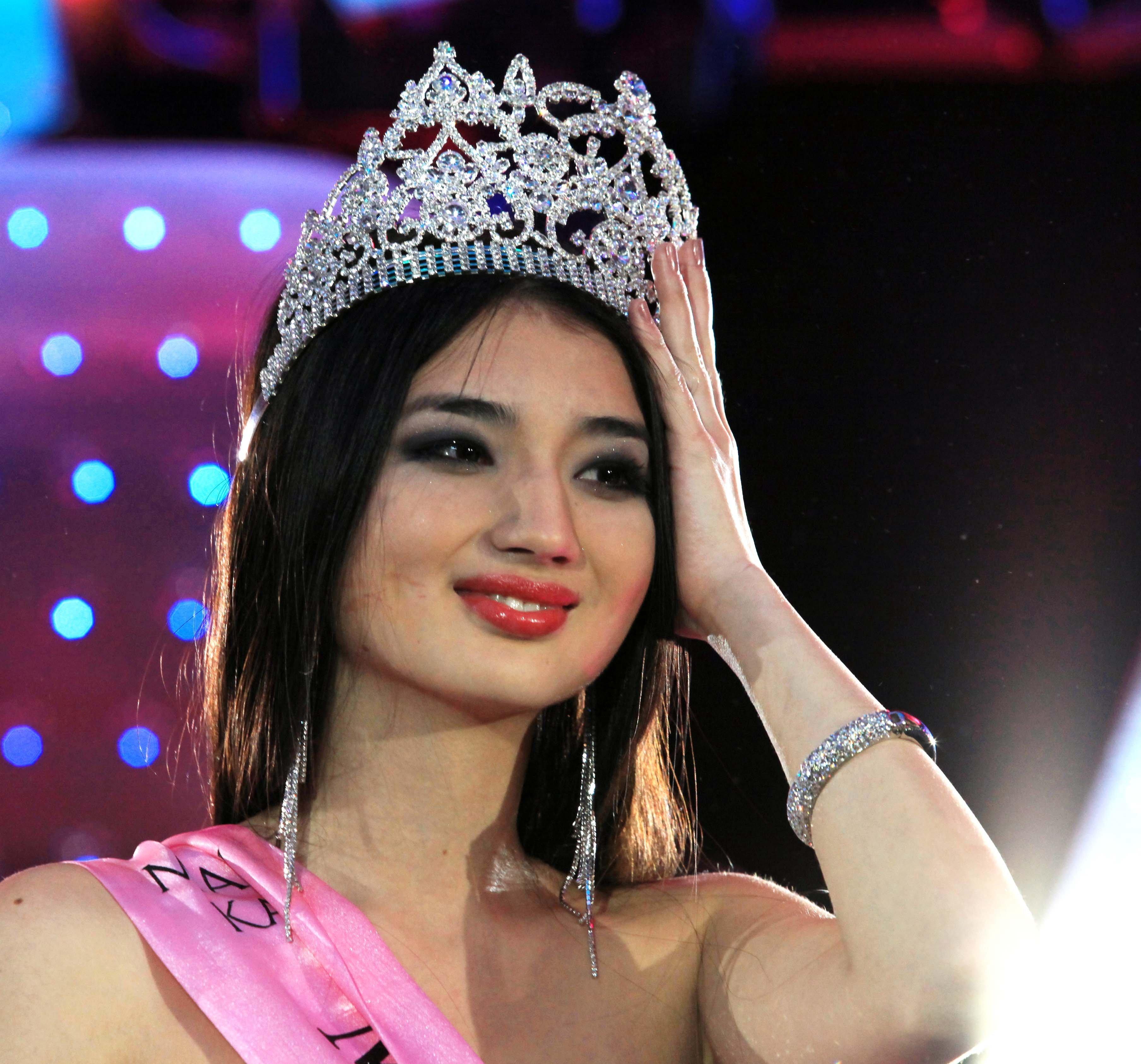 Мисс казахстан картинки
