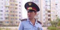 Герои из казахстанского сериала