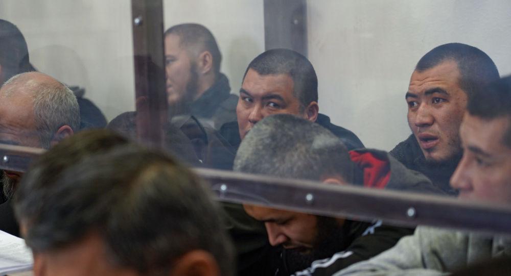 Сириядан қайтарылған қазақстандықтардың соты
