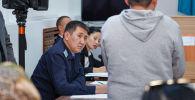 Подсудимый Аманжол Жансенгиров