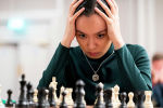 Шахматистка Динара Садуакасова