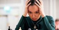 Шахматшы Динара Сәдуақасова
