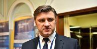 Начальник главного управления внешнеэкономической деятельности минселхоза и продовольствия Беларуси Алексей Богданов
