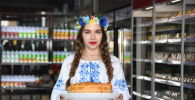 Открытие беспошлинного павильона белорусских товаров на территории АО МЦПС Хоргос