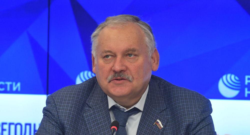 Депутат Государственной Думы Константин Затулин, архивное фото