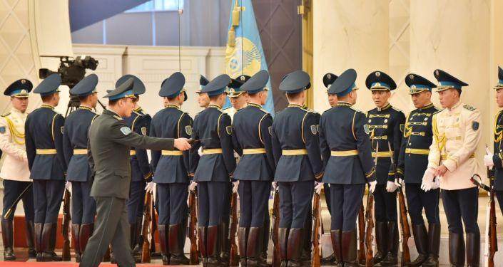 Ақорда Беларусь президенті Александр Лукашенконы қарсы алуға дайындалып жатыр