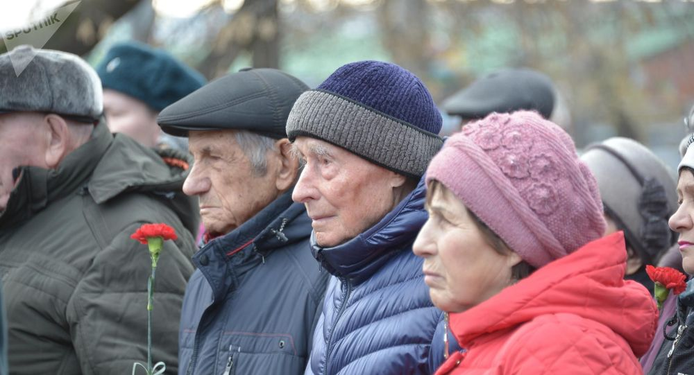 Петропавловск, родственники, захоронение бойцов 314-й дивизии