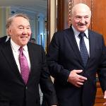 Нурсултан Назарбаев встретился с президентом Беларуси Александром Лукашенко