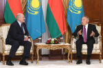 Назарбаев пен Лукашенко