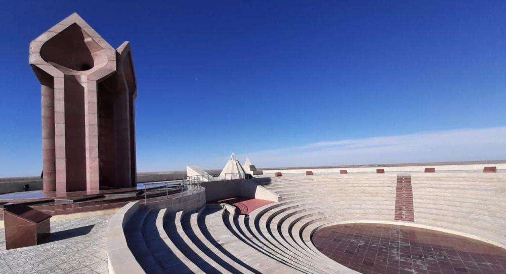 Мемориальный комплекс Коркыт