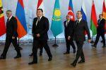 Премьер-министр РФ Дмитрий Медведев принял участие в заседаниях Совета глав правительств СНГ и Евразийского межправительственного совета