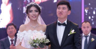 Мисс Астана Еркеназ Сейфулла вышла замуж