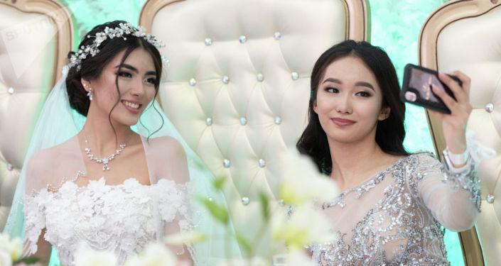 Свадьба Мисс Астаны Еркеназ Сейфулла
