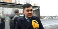 Управляющий директор, член правления ТОО Астана LRT Даурен Нуралиев