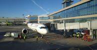 Air Astana ұшағы Домодедово әуежайына қонды