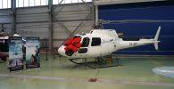 Вертолет Airbus Helicopters, собранный в Казахстане и переданный Таджикистану
