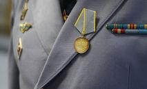 Вручение медалей ветеранам-афганцам