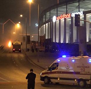 Стамбулдың орталық ауданында екі теракт орын алды. ТЖ орнынан кадрлар